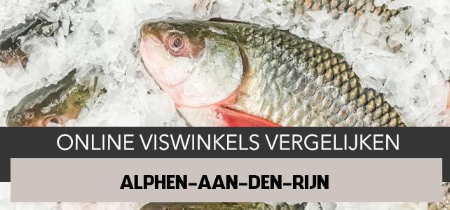 bestellen bij online visboer Alphen aan den Rijn