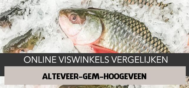 bestellen bij online visboer Alteveer gem Hoogeveen