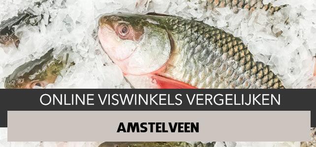 bestellen bij online visboer Amstelveen