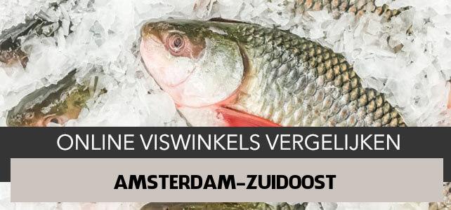 bestellen bij online visboer Amsterdam Zuidoost