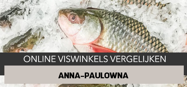 bestellen bij online visboer Anna Paulowna