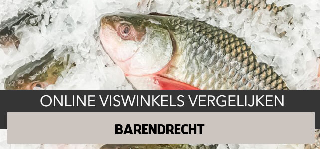 bestellen bij online visboer Barendrecht