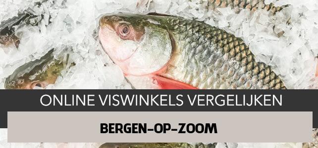 bestellen bij online visboer Bergen op Zoom