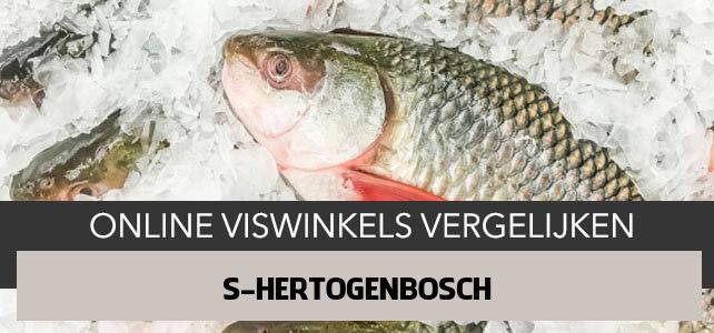 bestellen bij online visboer 's Hertogenbosch
