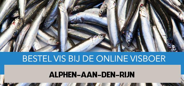Vis bestellen en laten bezorgen in Alphen aan den Rijn