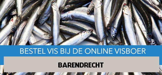 Vis bestellen en laten bezorgen in Barendrecht
