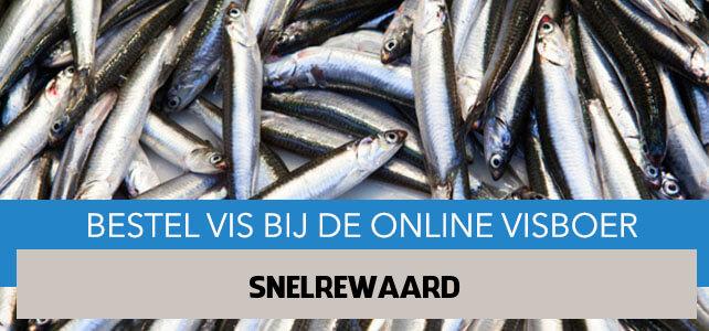 Vis bestellen en laten bezorgen in Snelrewaard